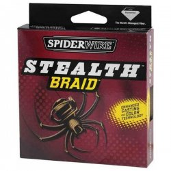 Berkley Spiderwire Stealth Braid Moss Green 137 mts