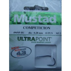 Anzuelo Mustad Ultra Point Competicion