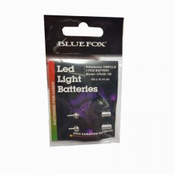 BLUE FOX LED LIGHT BATERIAS
