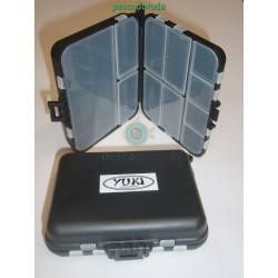 Caja Yuki Multibox 122x105x34h Negra