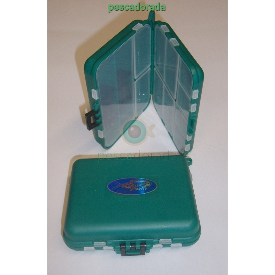 Caja Yuki Multibox 122x105x34h Verde