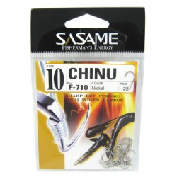 Anzuelo Sasame Chinu F-710 Nikel