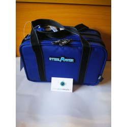 Bolsa señuelos DAM STEELPOWER BLUE WATER REPELLENT LURE BAG