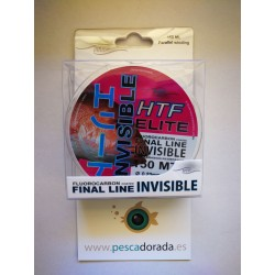 FLUOROCARBONO ELITE FINAL LINE INVISIBLE HTF