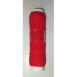 Hilo Elástico Rojo TURKANA