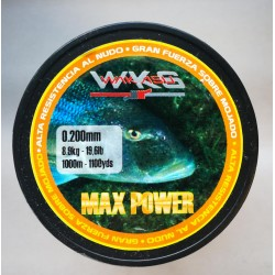 Hilo WAKASU MAX POWER 1000M