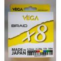 Trenzado VEGA Braid x8 Multicolor