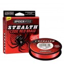 Berkley Spiderwire Stealth Code Red 110 mts