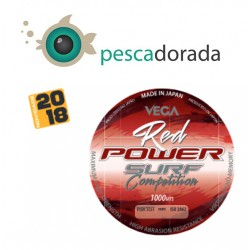 HILO VEGA RED POWER SURF COMPETICION 1000M