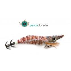Jibionera VEGA Live Shrimp Squid Jig 3.0 Color Pink