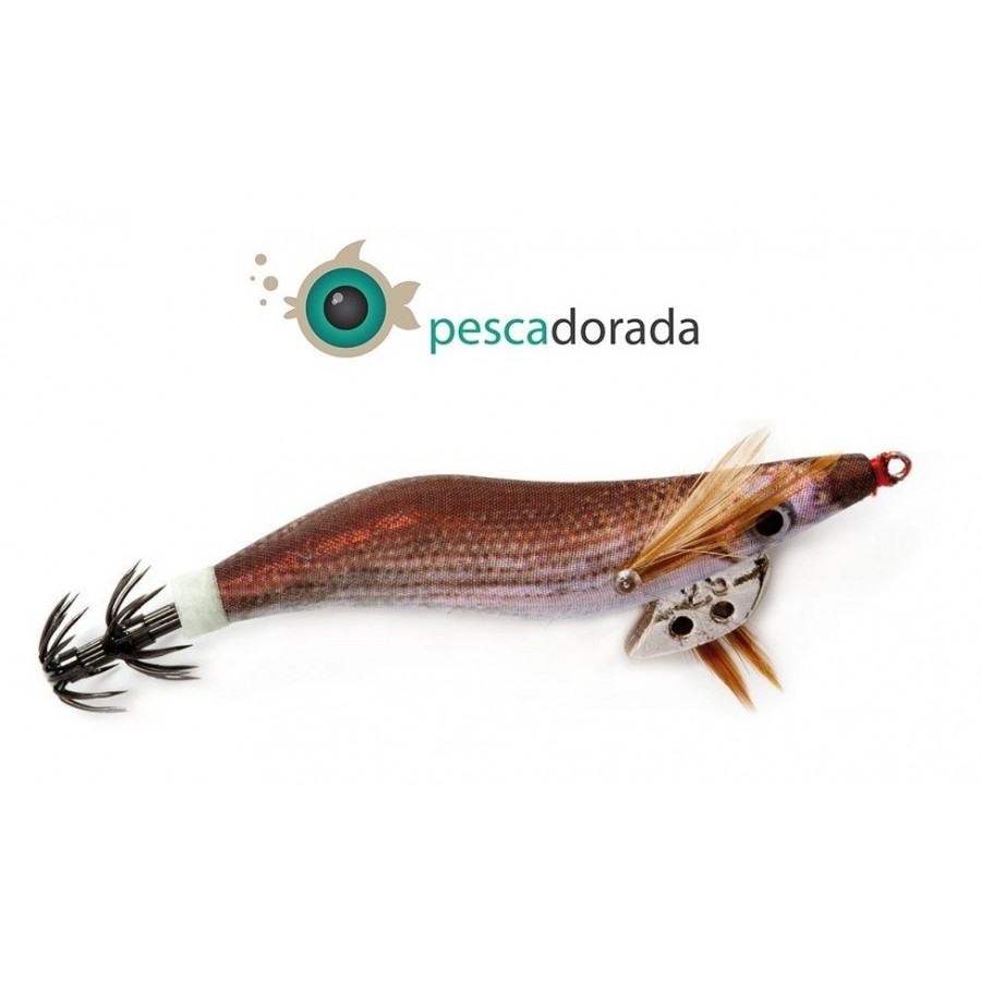 Jibionera VEGA Live Fish Squid Jig 3.0 Color Pink