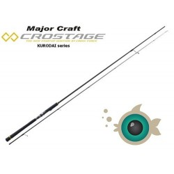 Major Craft New Crostage CRX-T782ML/KURODAI 2.30m 2-15g