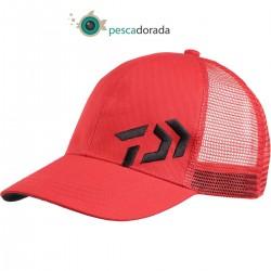 Daiwa Gorra de Malla Roja