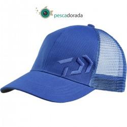 Daiwa Gorra de Malla Azul