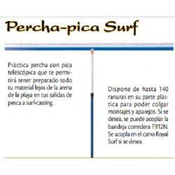 Yuki Percha pica surf