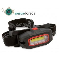 Lineaeffe Linterna Frontal COB Led Technology
