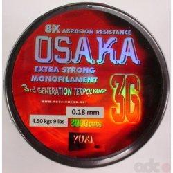 Yuki OSAKA 0,18 mm 2000 metros