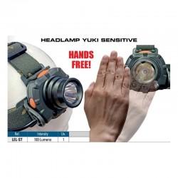 Linterna Frontal Yuki Headlamp Sensitive 100 Lumens