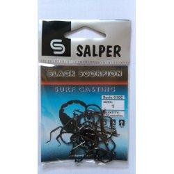 Anzuelo Salper Black Scorpion 010C