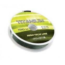 TITANIUM HIGH TECH LINE ASARI (verde) 150 metros