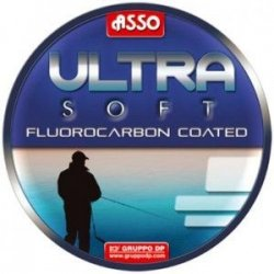 Asso Ultra Soft Fluorocarbon Coated 150 metros