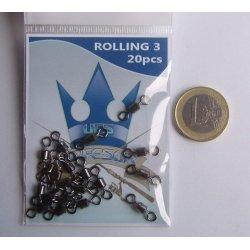 Emerillon Rolling Urfesur (20 unidades)