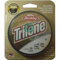 Berkley TRILENE 100% Fluorocarbon 150 Mts