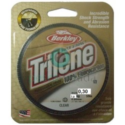 Berkley TRILENE 100% Fluorocarbon 50 Mts Ø 0,30 mm