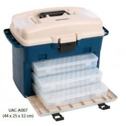 Caja Mikado UAC-A007 Azul