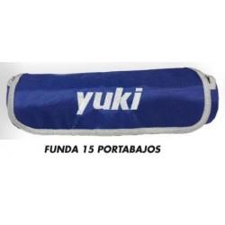 Funda 15 Portabajos YUKI
