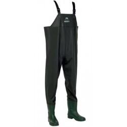 Pantalones de PVC Sert con Botas