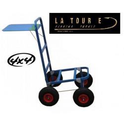 Carro Aluminio HTF La Tour E 4x4