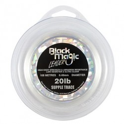 Black Magic Supple Leader Trace 100 m