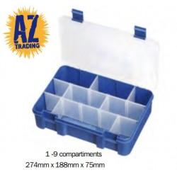Caja Propileno AZ Trading 197