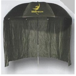 Sombrilla Cortavientos MDTECH 250 cm de Diámetro