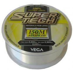 VEGA Super Tech Fluorocarbon 150 metros