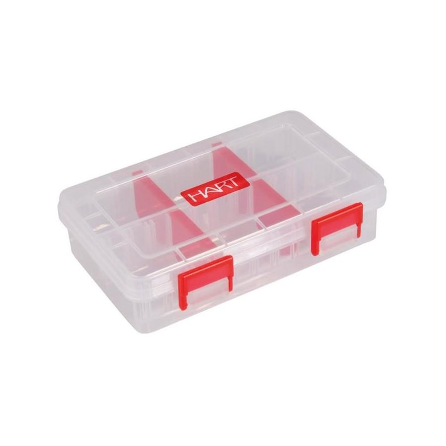 Caja con Departamentos Móviles 3300A Hart