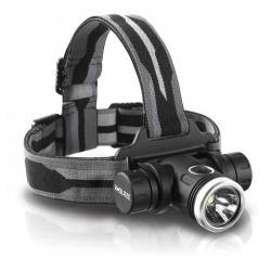 Linterna Frontal Aluminio 550 lumen EVIA